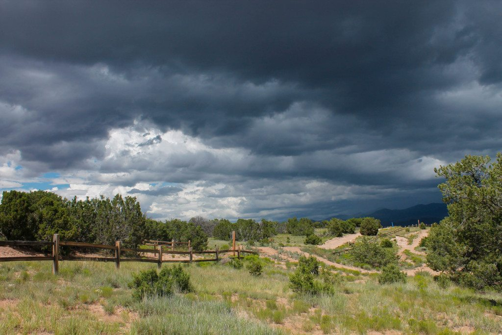 The Settling Storm