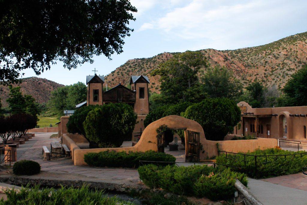 Chimayo shrine 1