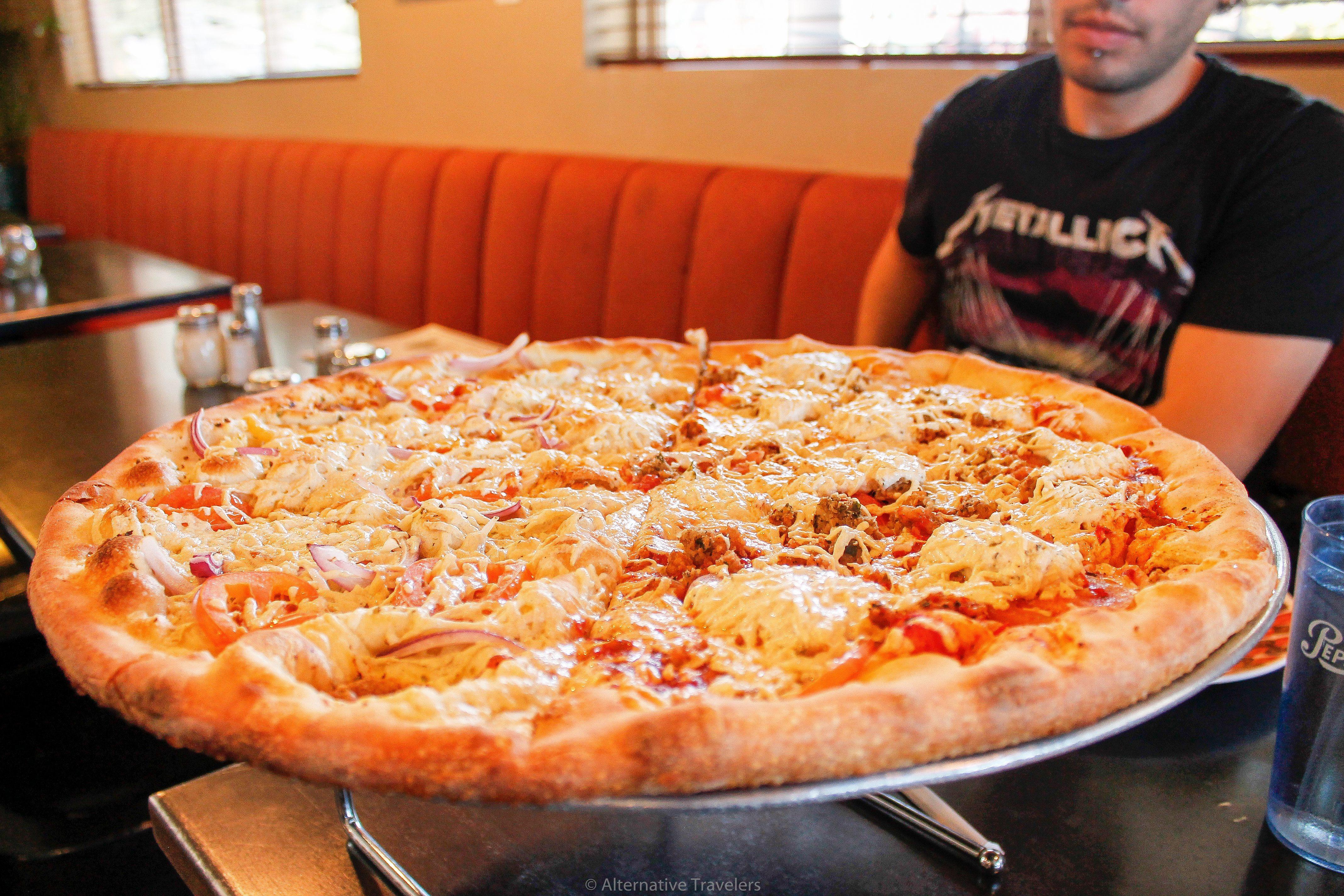 este pizza