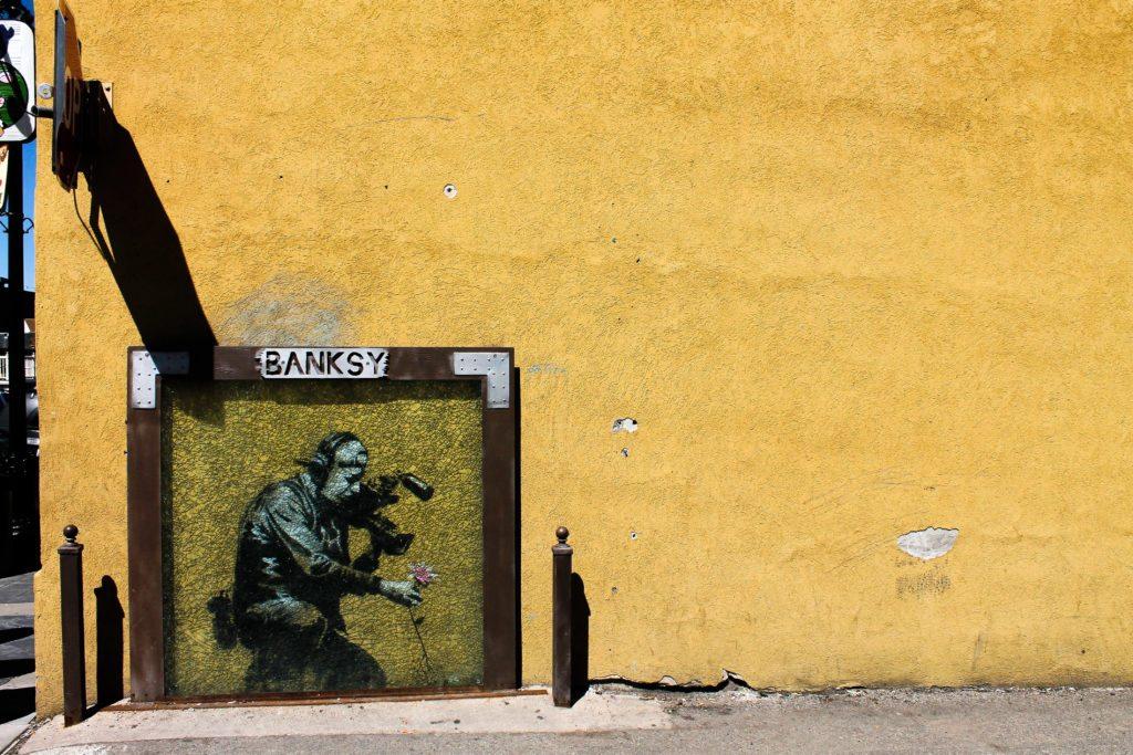 Park City Banksy