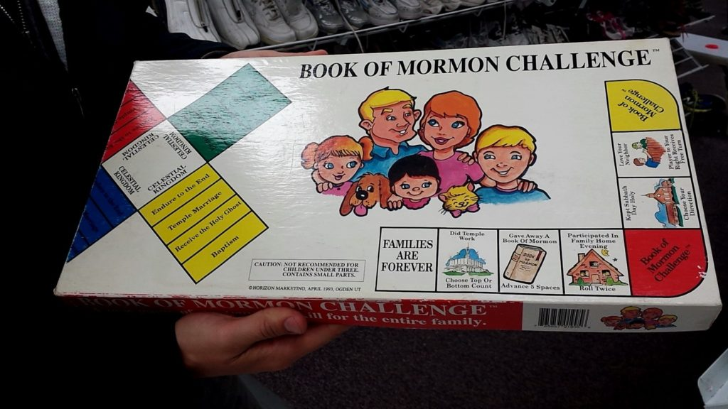 Found at Deseret Industries.