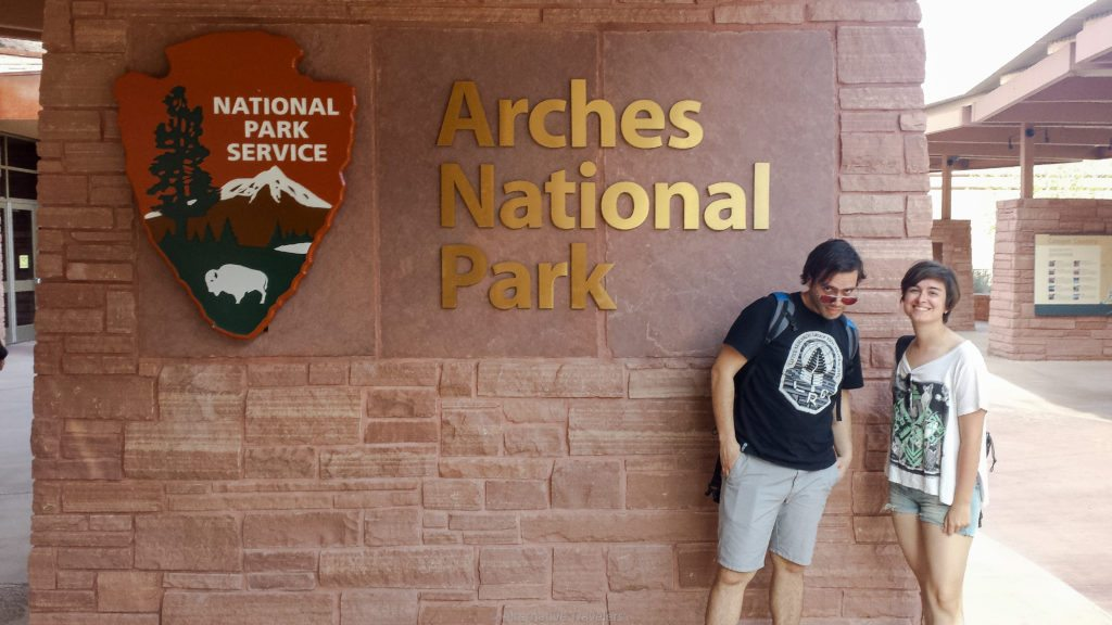 arches national park - nominated for a liebster award