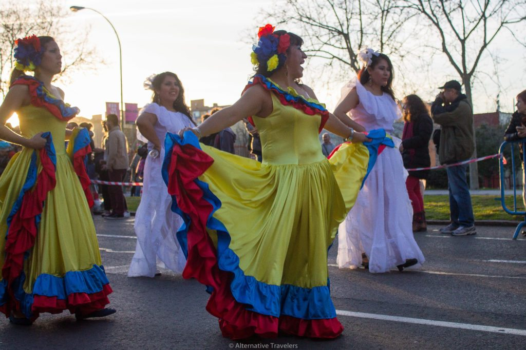 Carnival in Madrid 2017 - Alternative Travelers