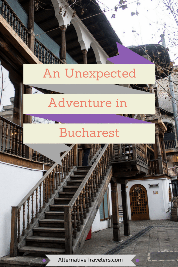 An Unexpected Adventure in Bucharest