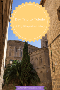 Day Trip to Toledo from Madrid, Spain. One of the best day trips from Madrid, full of culture and history. Click the link to learn more.