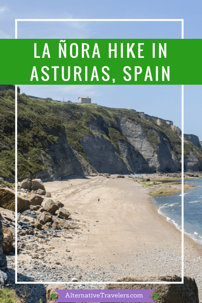 La Ñora Hike in Asturias, Spain | Hikes near Gijón, Spain | Hiking in Spain | #Travel #Spain #SpainTravel #Asturias  AlternativeTravelers.com