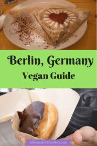 Vegan Guide to Berlin: Vegan restaurants in Berlin, vegetarian restaurants in Berlin, vegan cafes in Berlin, even vegan grocery stores and vegan shoe stores!