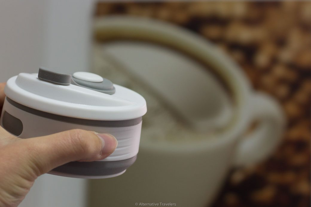 Collapsible Coffee Cup - AlternativeTravelers.com
