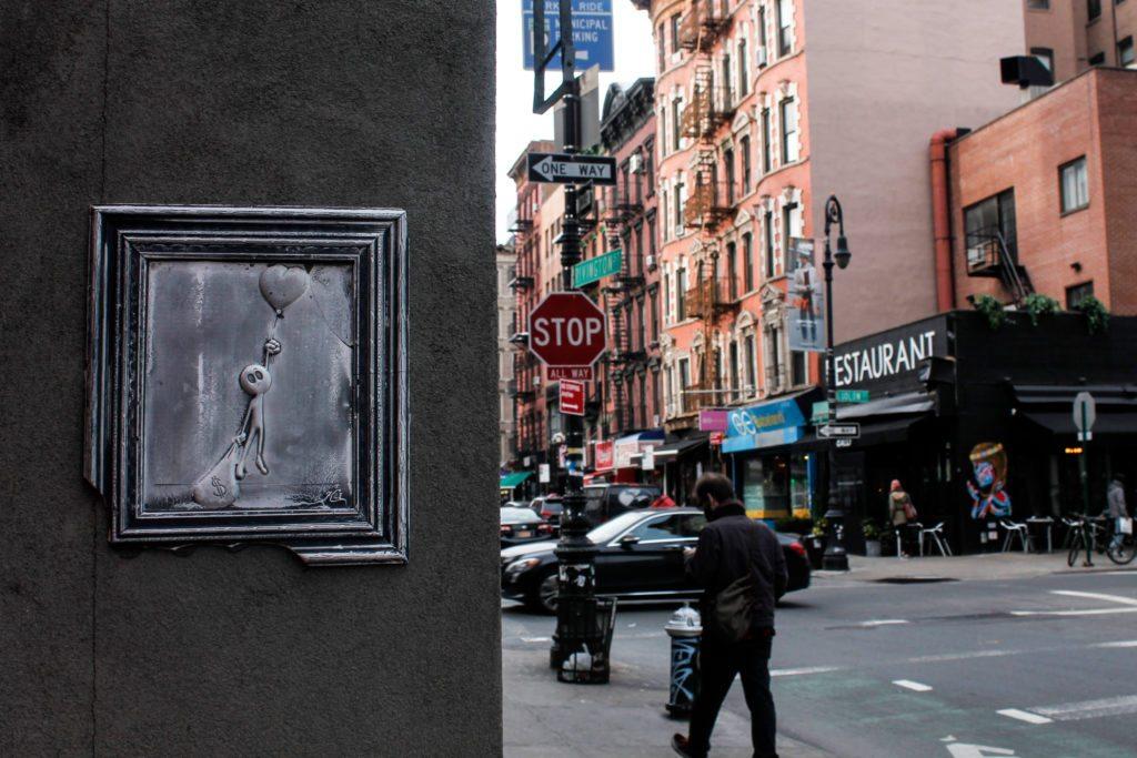 Street Art in the Lower East Side | AlternativeTravelers.com