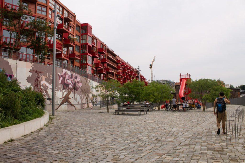 Gleisdreieck Park, Berlin Germany - AlternativeTravelers.com