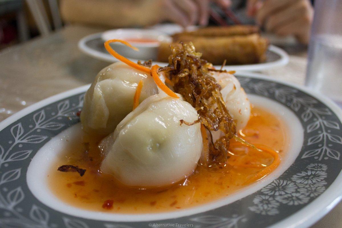 Vegan Vietnamese Food in Portland, Oregon